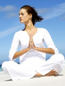 Cómo adelgazar haciendo yoga