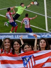 La colchonera Sara Carbonero, hundida con el fallo de Casillas en la final de la Champions