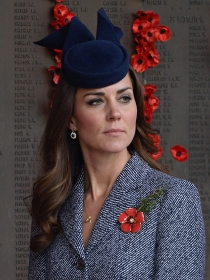 Otro descuido de Kate Middleton: pillada (otra vez) con el culo al aire