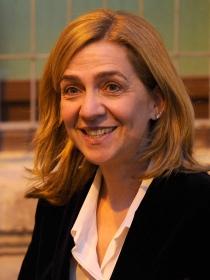 Cristina de Borbón, la infanta 'lista' que se pasó de lista