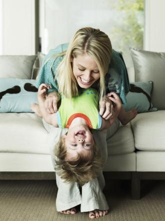 Refuerza la autoestima de tus hijos