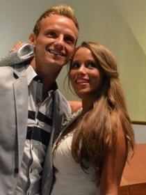 El otro Brasil - Croacia: la novia de Neymar vs la novia de Rakitic