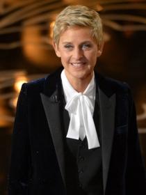 Ellen DeGeneres: la más orgullosa de la LGTB