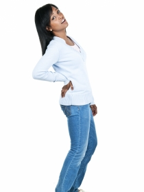 Mujeres que son más propensas a sufrir dolores de espalda