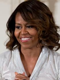 Michelle Obama, mucho más que la mujer del presidente