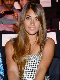 Antonella Rocuzzo, novia de Messi, la argentina más sexy en el Mundial 2014