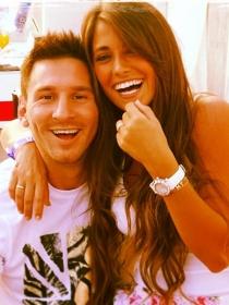 La novia de Messi VS la novia de Courtois: el Argentina Bélgica más apasionante