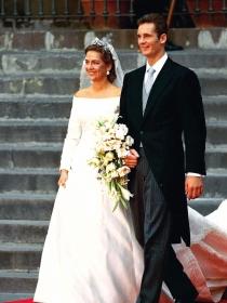Historia de amor de la Infanta Cristina e Iñaki Urdangarin: en lo bueno y en lo malo