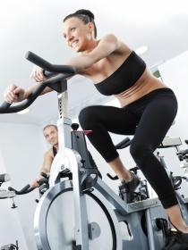Spinning, el ejercicio de moda para adelgazar
