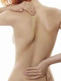 Dolor en el centro de la espalda: causas y tratamiento
