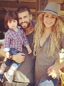 Shakira reaparece sin rastro de su panza de embarazada