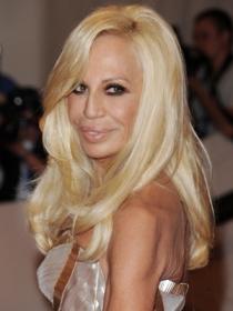 Donatella Versace: la diseñadora de las celebrities