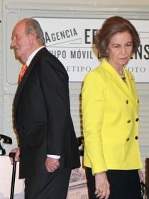 Letizia ya no es la única: Doña Sofía y Don Juan Carlos se divorcian