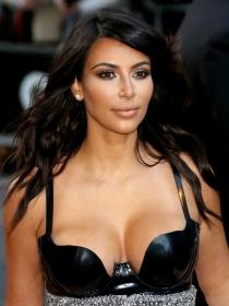 El culo de Kim Kardashian, al desnudo en GQ