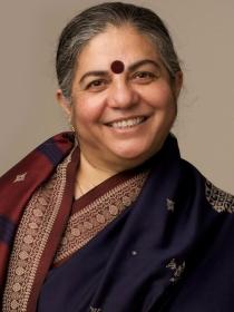 Vandana Shiva: la figura del ecofeminismo