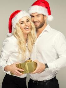 Tarjetas con mensajes para felicitar la Navidad