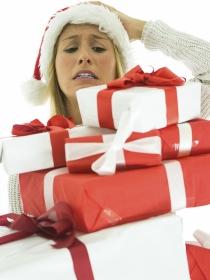 Los peores regalos de Navidad para una mujer