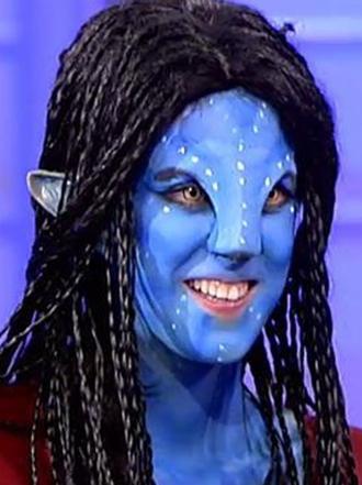 Twitter desenmascara a Avatarina la Avatar de MYHYV sin maquillaje