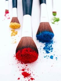 6 cambios radicales con solo maquillaje: talento para maquillarse