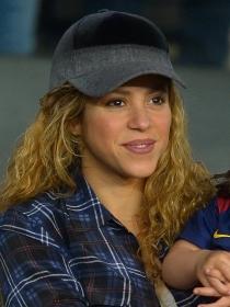 Shakira, una embarazada muy sexy