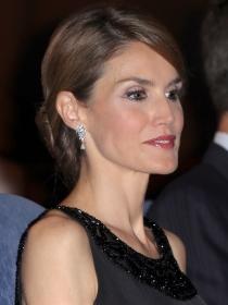 La Reina Letizia, cada vez más delgada