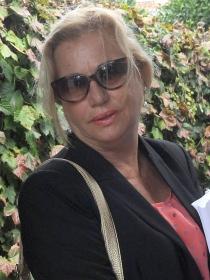 Mayte Zaldívar: a la cárcel con sus bolsas de basura