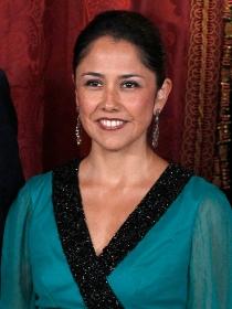 Nadine Heredia: la primera dama hace sombra al presidente de Perú