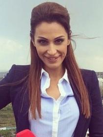 Katarina Sreckovic: la Sara Carbonero serbia, demasiado guapa para su trabajo
