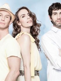Sasha, Erik y Benny lanzan 'Vuelta al Sol' su segunda producción musical juntos
