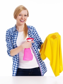 Remedios caseros para quitar diferentes tipos de manchas en la ropa