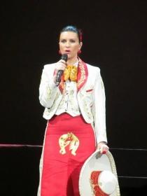 Laura Pausini celebra en México 20 años de exitosa carrera musical