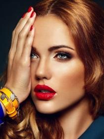 Cómo maquillarse en 2015: el maquillaje más de moda este año