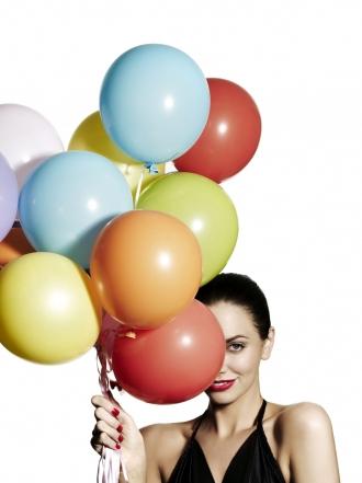 Los globos en sueños
