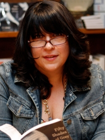 E. L. James: exprimiendo '50 sombras de Grey'