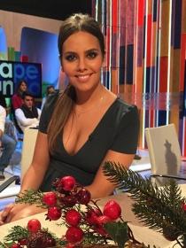 Cristina Pedroche, la mujer más deseada de la televisión