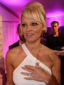 Pamela Anderson: el lado más solidario de la vigilante de la playa