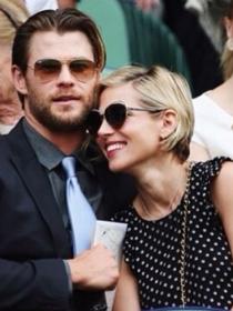 Chris Hemsworth triunfa: el marido de Elsa Pataky, líder de la noche con Thor