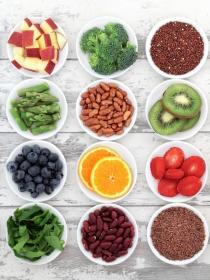 Alimentos ricos en fibra: la mejor manera de cuidar tu sistema digestivo