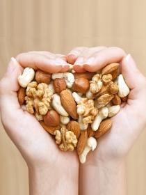 Cuídate con los alimentos ricos en vitamina E