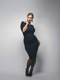 Vestidos de fiesta de tallas grandes: luce tus curvas