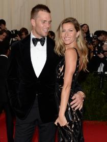 Gisele Bündchen y Tom Brady, la pareja estrella de la Super Bowl 2015