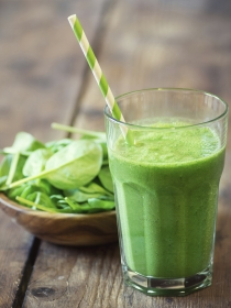 Dieta detox para limpiar tu organismo de excesos