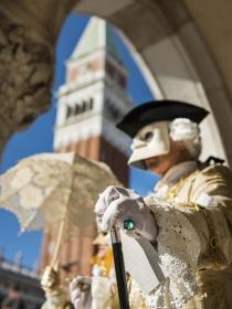 Carnaval de Venecia: máscaras y trajes de época en la ciudad de los canales