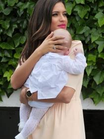 Sergio Ramos Jr y Sasha Piqué, los bebés más guapos del 2015