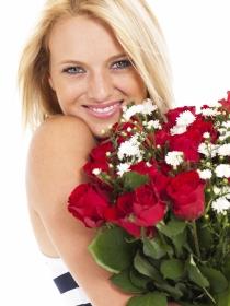 Cómo hacer arreglos florales y flores para San Valentín