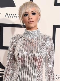 Grammys 2015: Lady Gaga, Rita Ora, Katy Perry... las celebrities escogen el plata