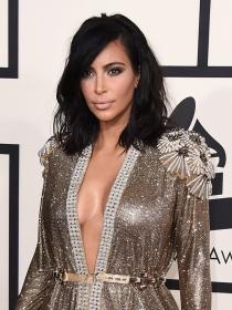 Grammys 2015: Beyoncé, Kim Kardashian... los escotes más pronunciados