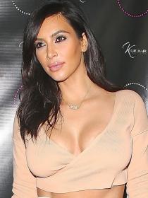 Kim Kardashian: los vestidos con escote más sexys
