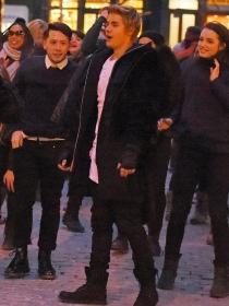 Justin Bieber y Tom Hanks, ¿juntos en un trabajo?