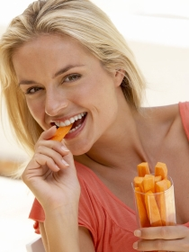 Dieta detox para las vegetarianas